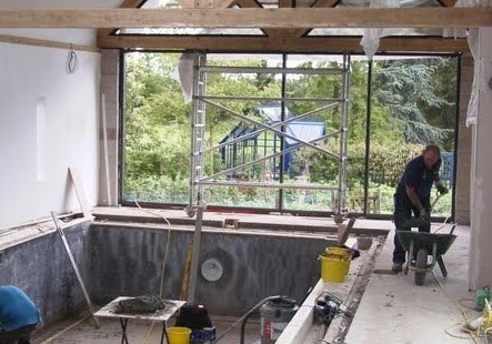 Renovation & Extension of Listed Property  - During