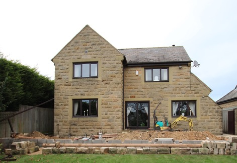 Side Extension & Remodelling - Before