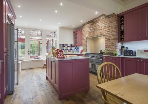 Refurbishment of Period Property - Kitchen
