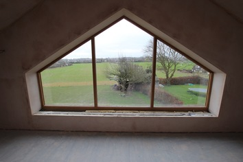 Home Office - Oak Framed Picture Window